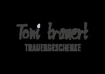 Toni trauert Trauergeschenke